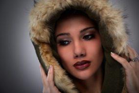 woman-face-portrait-hood-37834